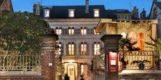 La Petite Folie, Honfleur, Normandy, France Hotel Reviews | i-escape.com minibreak near Deuville airport