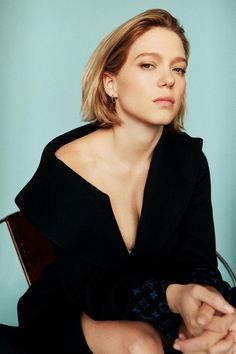 Léa Seydoux as Stella Deveraux