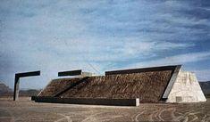 Michael Heizer - 'City' Installation | AWKWARD MOVEMENTS