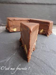 """C'est ma fournée !: Le """"Fraîcheur chocolat"""" de Pierre Hermé : mini travail, maxi effet !"""