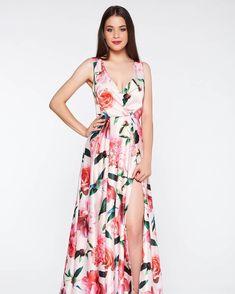 #shoppingaddict #rochii #rochiideseara #rochie #rochieeleganta #fashion #shoppingonline #rochii #rochiielegante #medelin.ro  www.medelin.ro / vezi mai multe produse! Fashion Online, Wrap Dress, Shopping, Dresses, Vestidos, Dress, Gown, Outfits, Wrap Dresses