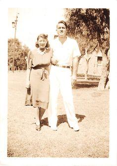 Black and White Vintage Snapshot Photograph Couple Hug Dress Yard 1930'S | eBay