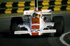Guy Edwards - Embassy Lola t370 Cosworth - Buenos Aires - Argentine G.P. - 1974