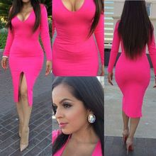 High Quality Wholesale hot pink dress from China hot pink dress wholesalers | Aliexpress.com