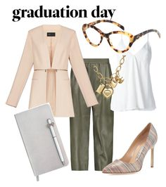 Graduate with Style by stefania-fornoni on Polyvore featuring polyvore, fashion, style, Dondup, BCBGMAXAZRIA, M Missoni, Manolo Blahnik, Tiffany & Co., Prada, ICE London and clothing
