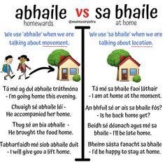 Scottish Words, Scottish Gaelic, Gaelic Irish, Primary Teaching, Teaching Kids, Irish Gaelic Language, Celtic Words, Old Irish, Irish Pride