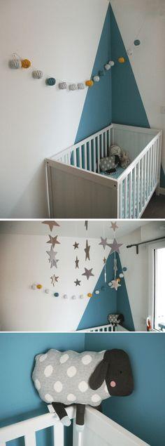 """Conseil N°1 pour préparer la chambre des enfants pour la rentrée : on évite de trop """"charger"""" la décoration"""