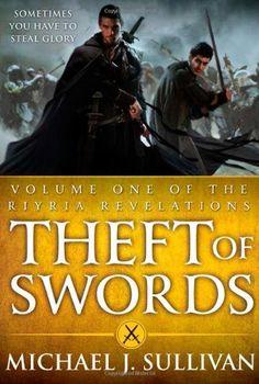 Theft of Swords, Vol. 1(Riyria Revelations)/Michael J. Sullivan