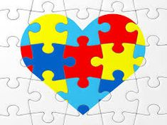 5 Myths Debunked by Truth about Benefits of ABA for Children with Autism - Bridges Autism Therapies Autism Awareness Month, Children With Autism, Aspergers, Child Love, A Table, Puzzle, Logos, Shirt Ideas, Cutting Files