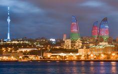 Italian exporters rush to a growing Azeri building market