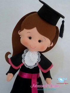 Resultado de imagem para bonecos em feltro finalistas