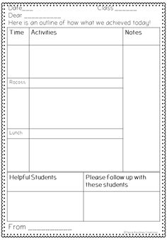 day plan template for teachers - 1000 images about school stuff on pinterest spring