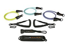 Bionic Body Workout Kit  Resistance Bands Door Anchor Handles and Strap BBKT090 ** Click image for more details.