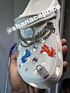 Crocs Shoes, Hot Shoes, Shoes Sandals, Shoes Sneakers, Heels, Crocs Fashion, Sneakers Fashion, Cool Crocs, Designer Crocs