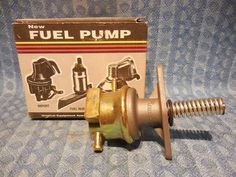 1955-1961 Ford Mercury 6 Cylinder Fuel Pump NORS #4874 1956 1957 1958 1959 1960 #BWD