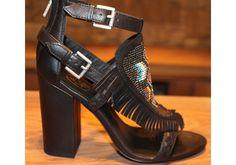 Sandales ASH OTTAWA low boots perlées - Chaussures low boots Ash