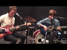 "Islands ""Vapours"" Live at KDHX 7/9/10 (HD)"
