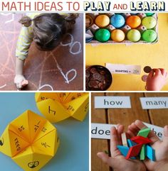 Make learning fun with these interactive math games and activities.