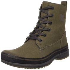 Sorel Men's Woodbine Surplus NM1688 Boot,Dark Olive/After Dark,8 M US SOREL, http://www.amazon.com/dp/B004LDKQII/ref=cm_sw_r_pi_dp_9BxRqb0TVXT4W
