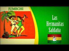 """LAS HERMANITAS SALDAÑA  """"JUMECHI"""""""
