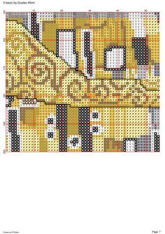 Klimt - Il bacio 8