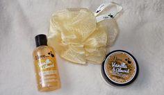 I love cosmetics - Vanilla & Almond