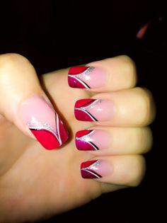 Nail Designs, Nail Art, Nails, Beauty, Finger Nails, Ongles, Nail Desings, Nail Arts, Beauty Illustration