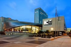 NASCAR Hall of Fame:  Besides all the racing history, the HOF provides many interactive experiences (lots of fun for the kids) and simulators.  I am not really a NASCAR fan, but still greatly enjoyed the experience!
