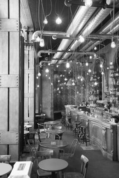 Intérieur Salle / Le Brebant - Paris #interieur #bar #details #decor #decoration #architecture #lafondad #restaurant #cafe