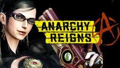Bayonetta In Anarchy Reigns