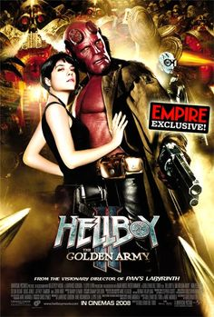 Rent Hellboy II: The Golden Army starring Ron Perlman and Selma Blair on DVD and Blu-ray. Get unlimited DVD Movies & TV Shows delivered to your door with no late fees, ever. Streaming Movies, Hd Movies, Film Movie, Movies Online, Movies And Tv Shows, Movies Showing, Hd Streaming, Movie Plot, Selma Blair