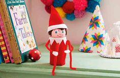 Homemade Elf On The Shelf - goodtoknow