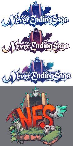 bung : 네이버 블로그 Game Font, Game Ui, Video Game Logos, Gaming Banner, Game Logo Design, Game Title, Sign Writing, Game Concept, Creative Logo