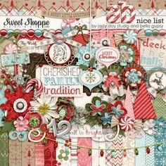 Nice List by Jady Day Studio & Bella Gypsy