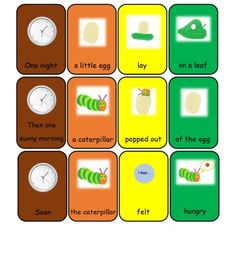 Educational Resources suitable for children of all ages and abilities. Check out our E&H Semantics based on the principles of Colourful Semantics. Colourful Semantics, Teacher Assistant, Very Hungry Caterpillar, Classroom Displays, Picture Cards, Year 2, Attendance, Speech And Language, Teaching English