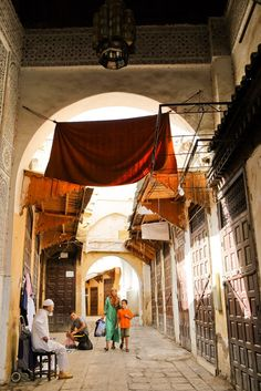 Fez Medina (21 Amazing Things to Do in Fez Morocco).