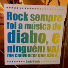 Let's Rock, a exposição