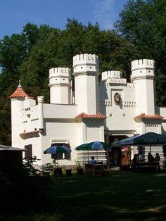 Zámek Vlašim - Znosimská  brána - zdroj město Vlašim