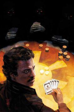 Lando #5 by Alex Maleev *
