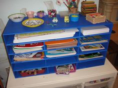 art 2 1024x768 Imagination station: A kids arts and craft nook
