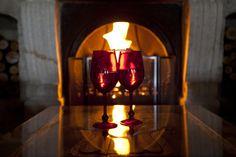 Lobby Şömine Odası / Fireplace Lounge