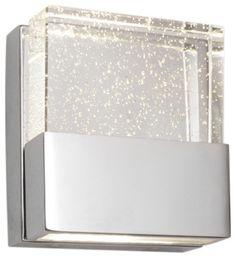 Et2 E22731-89PC Fizz 1-Light Bath Vanity - modern - Bathroom Lighting And Vanity Lighting - Lighting Front