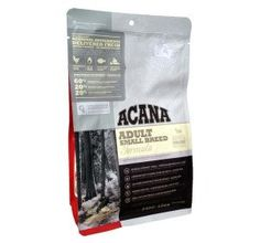 Acana Adult Small Breed 340g - 6kg  Check out our dog food here: https://pawsandfins.ca/collections/dogs/products/acana-adult-small-breed-340g-6kg