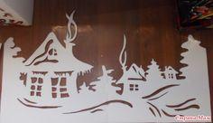 Почта Деда Мороза Christmas Colors, Christmas Art, Diy And Crafts, Paper Crafts, Days Till Christmas, Christmas Doodles, Christmas Templates, Window Art, Xmas Decorations