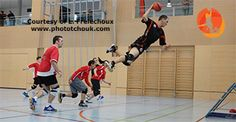 Tchoukball on Fire - Where people are inspired about Tchoukball