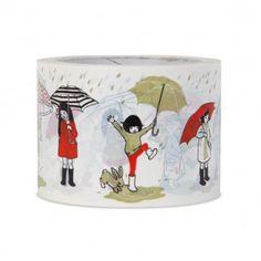 London Umbrella Parade Tape. Oh I want this.