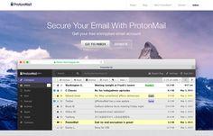 ProtonMail 以個人隱私、安全為特色的瑞士免費信箱,雙密碼加密郵件更安全!