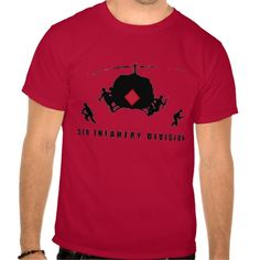 5th INFANTRY DIVISION T-Shirt. www.zazzle.com./sampleshops*