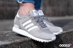 You can never have too many sneakers  https://www.sooco.nl/adidas-zx-700-grijze-lage-sneakers-30264.html