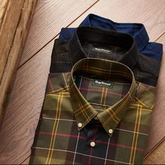 Borrowing the tones and textures of our original tartan, the Men's Classic Tartan collection has everything you need to layer up this Autumn.